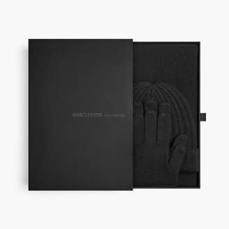 James Perse MENS WINTER ACCESSORY GIFT SET