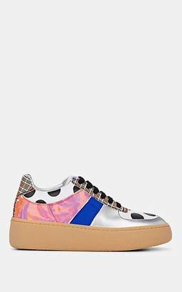 Maison Margiela Women's Mixed-Media Sneakers