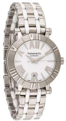 Tiffany & Co. Two-Tone Atlas Automatic Watch