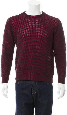 Paul Smith PS by Paul Smith Wool Crew Neck Sweater