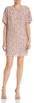 Aidan Mattox Sequined Mini Dress
