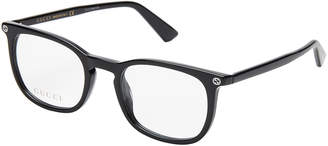 Gucci GG0122O Black Square Optical Frames