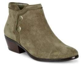 Sam Edelman Pacer Suede Booties