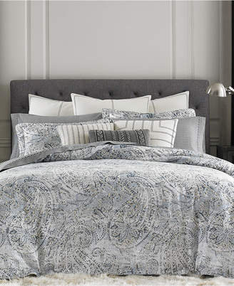 Tommy Hilfiger Oak Bluff 2-Pc. Paisley Twin Comforter Set Bedding