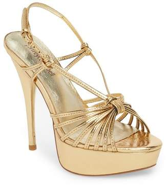 Jeffrey Campbell Stun Platform Sandal (Women)