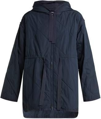 Max Mara Boario quilted coat