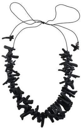 Dinosaur Designs Resin Coral Necklace