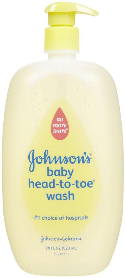 Johnson & Johnson Johnson's Head-to-Toe Baby Wash