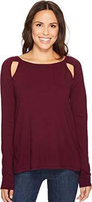 NYDJ Women's Slash Front Sweater