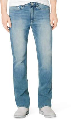Calvin Klein Jeans Men's Stretch Bootcut Jeans