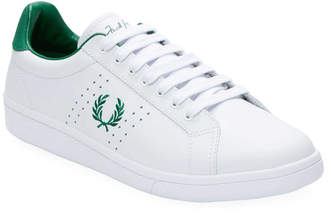 Fred Perry Kingston Twill Low-Top Sneaker