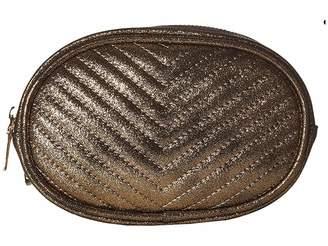 Steve Madden Metallic Belt Bag