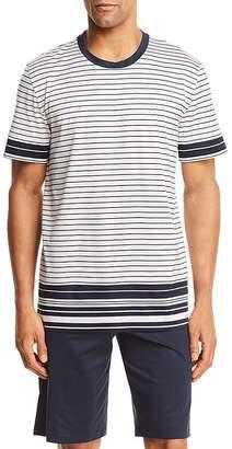 Hanro Oliver Short Sleeve Pajama Shirt and Shorts