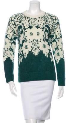 Sonia Rykiel Sonia by Wool Patterned Sweater w/ Tags