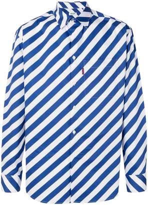 Kenzo longsleeved striped shirt