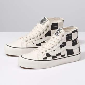 Mega Check Sk8-Hi 138 Decon SF