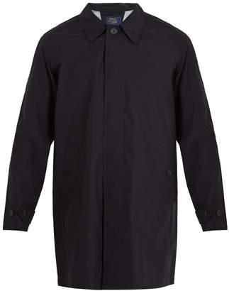 Polo Ralph Lauren Point-collar trench coat