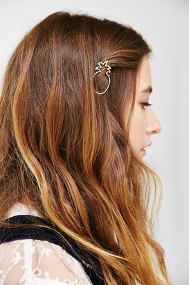 Pina Colada Hair Clip $12 thestylecure.com