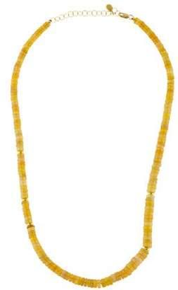 Anne Sportun 18K Ethiopian Opal Necklace