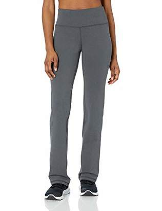Amazon Essentials Women's Studio Sculpt Slim Bootcut Yoga Pant