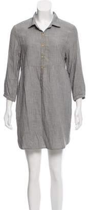 Steven Alan Long Sleeve Stripe Dress