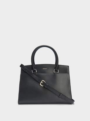 DKNY Sutton Leather Satchel