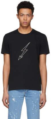 Givenchy Black Lightning World Tour T-Shirt