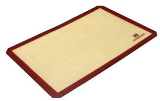 """Excellante 14 5/8"""" X 20 1/2"""" Rectangular Silicone Baking Mat, Fits 2/3 Sheet Pan, Comes In Each"""