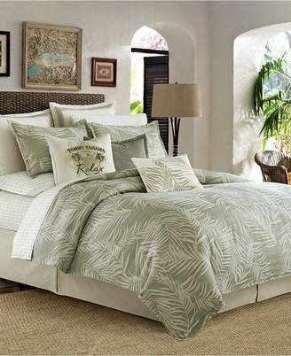 Tommy Bahama Home CLOSEOUT! Palms Away 3-Pc. Full/Queen Duvet Set
