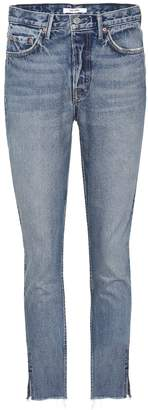 GRLFRND Karolina cropped jeans