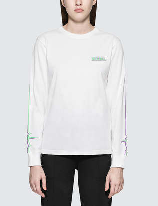 X-girl X Girl Cardio Regular L/S T-Shirt