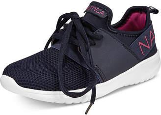 Nautica (ノーティカ) - Nautica Little & Big Girls Athletic Kappil Sneakers