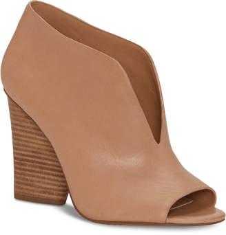 Vince Camuto Andrita Peep-Toe Shooties Women Shoes