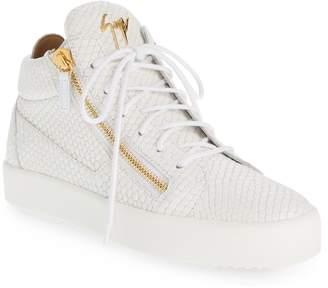 Giuseppe Zanotti Mid Top Sneaker