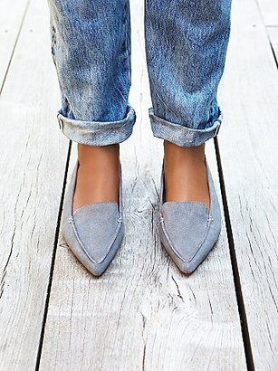 Lakeside Loafer by Jeffrey Campbell at Free People $108 thestylecure.com