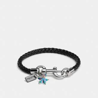 Coach Charms Friendship Bracelet