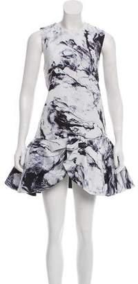 Keepsake Printed Mini Dress