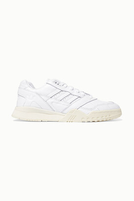 adidas A.r. Trainer Leather Sneakers - White