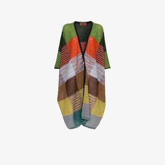 Missoni batwing knitted cardigan
