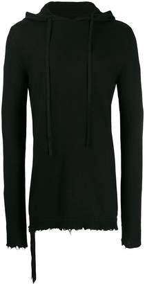 Unravel Project long sleeved hoodie