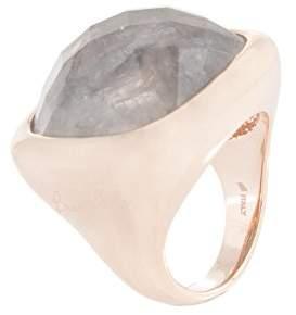 Bronzallure WSBZ00014.GR Quartz Bronze Ring pink