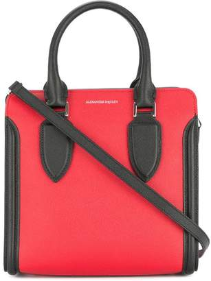 Alexander McQueen Heroine colour-block bag