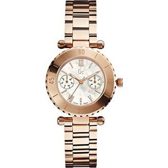 GUESS Women's Analogue Quartz Watch with Stainless Steel Strap X35011L1S