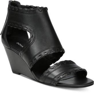 Donald J Pliner Sami Wedge Sandals Women Shoes
