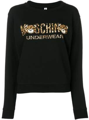 Moschino Toy print sweatshirt