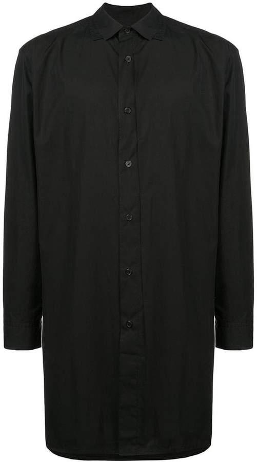 Yohji Yamamoto chain shirt