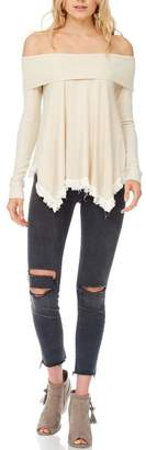 Anama Off-The-Shoulder Sweater