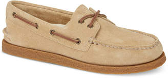 Sperry Men's A/O 2 Eye Suede Boat Shoes Men's Shoes