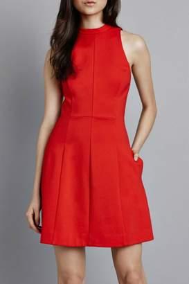 Pink Stitch Keeping Company Dress