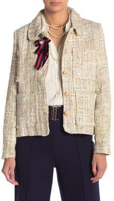 Gracia Tweed Jacket